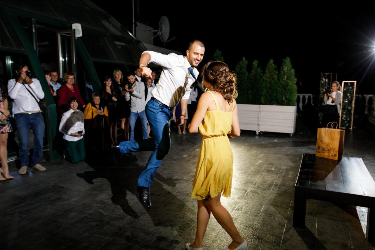 свадебный танец из ла-ла-лэнд