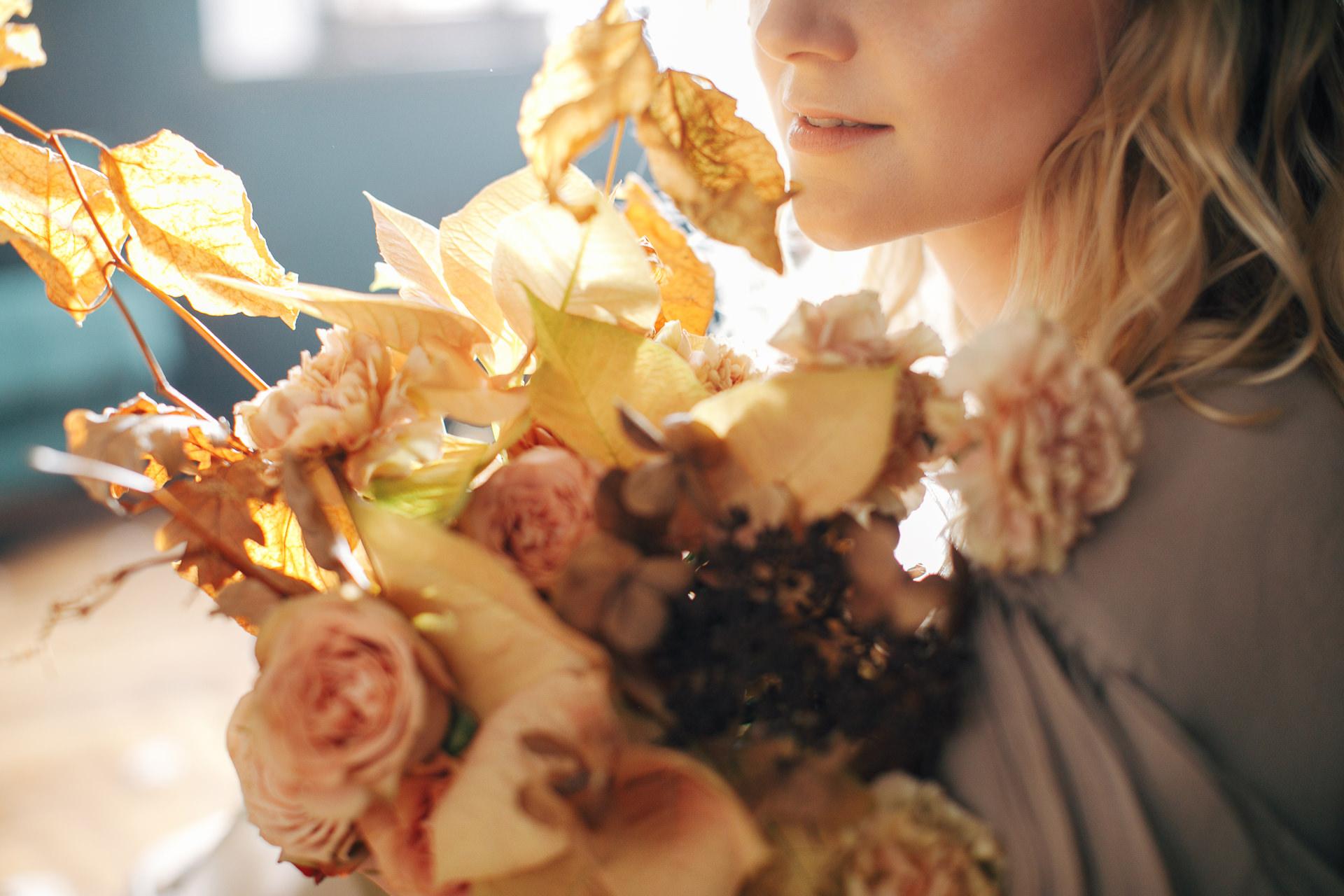 Картинки запах осени